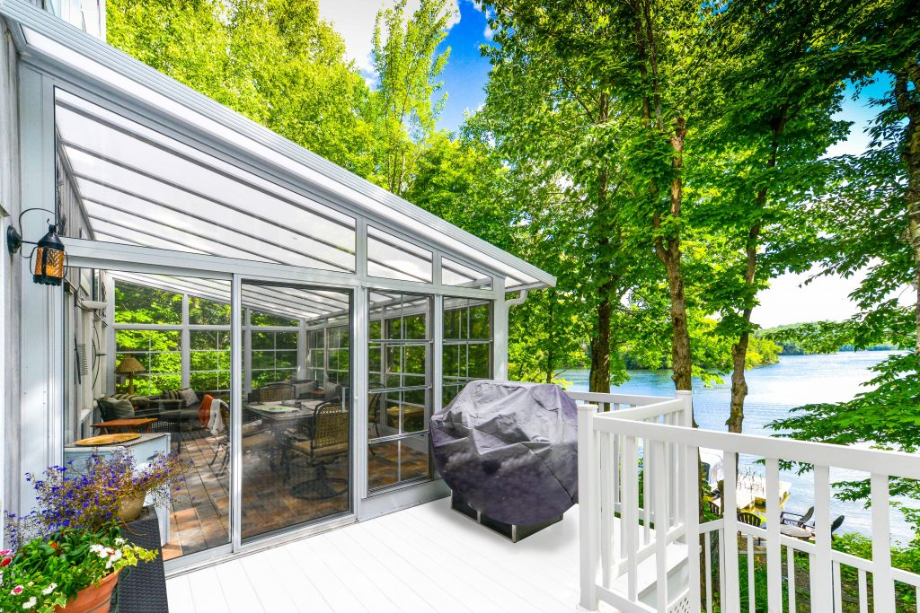 Acrylic Roof Sunroom Kitchener London