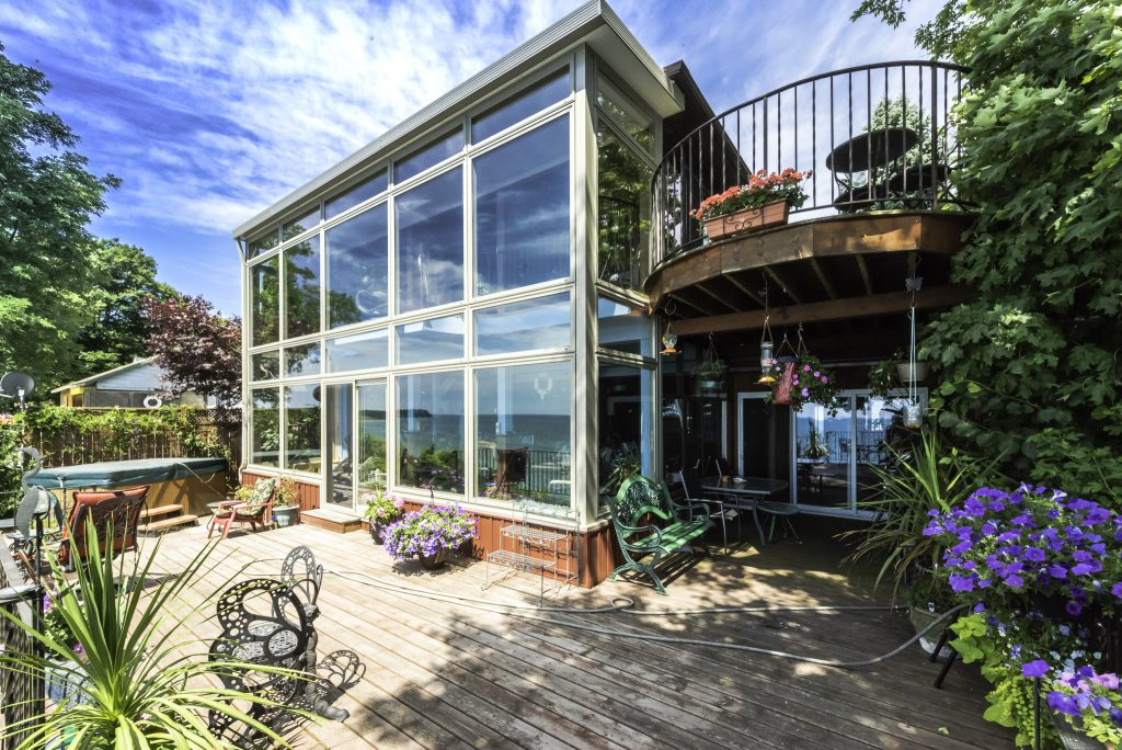 Three Season Sunroom London Kitchener
