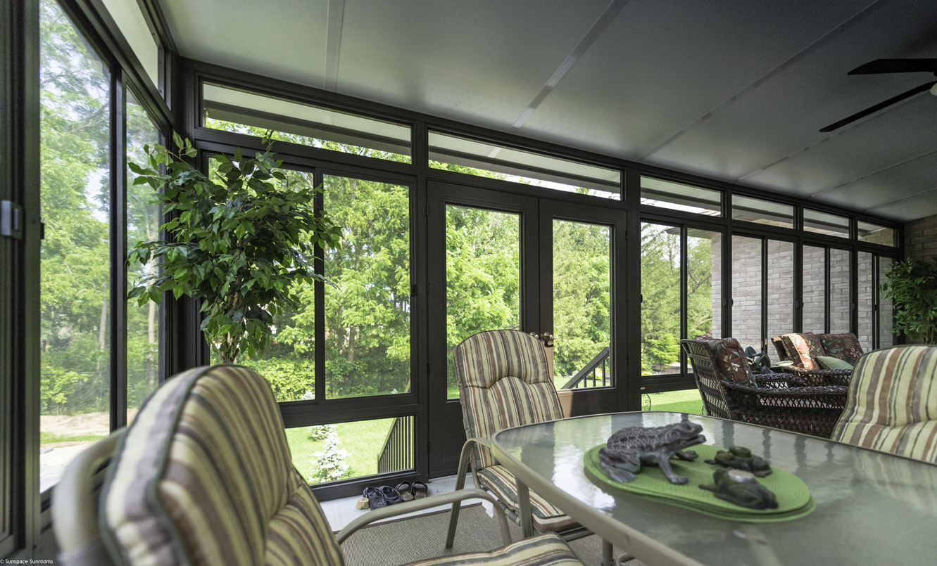 Enjoy your Sunroom Year-Round