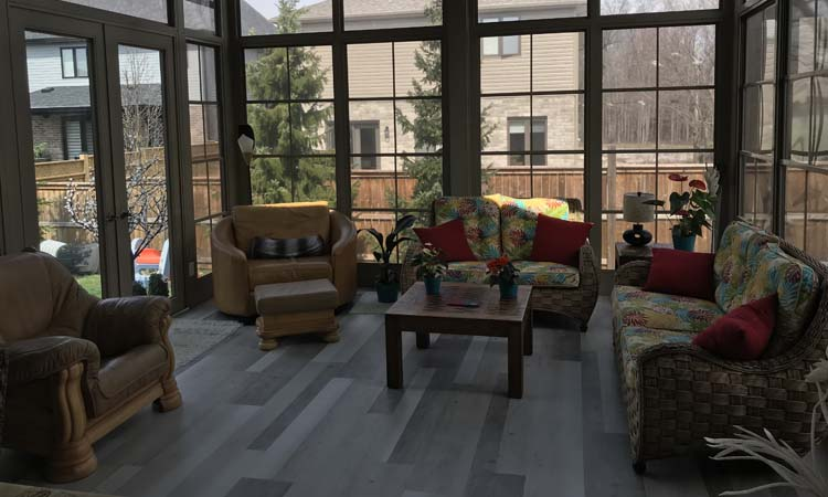 Flooring Sunrooms Kitchener London