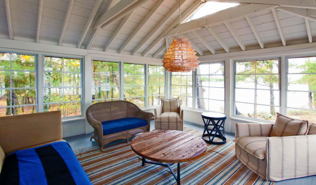 Beach Sunroom Kitchener